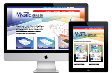 Web Site Design & Development Mystic Clean Eraser