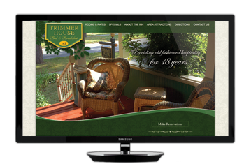 Web Site Design & Development Trimmer House